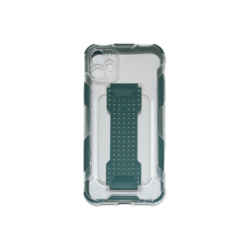IPHONE 11 6.1″ HAND BAND CASE – GREEN