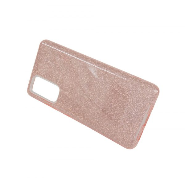 SAMSUNG GALAXY S20 FE GLITTER CASE – PINK