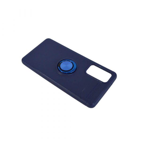 SAMSUNG S20 FE RING CASE – BLUE