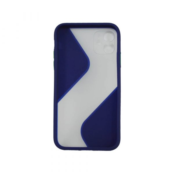 IPHONE 11 6.1″ SLINE CASE – BLUE