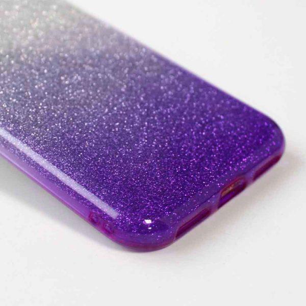 SAMSUNG GALAXY S10 PLUS FADED GLITTER – PURPLE