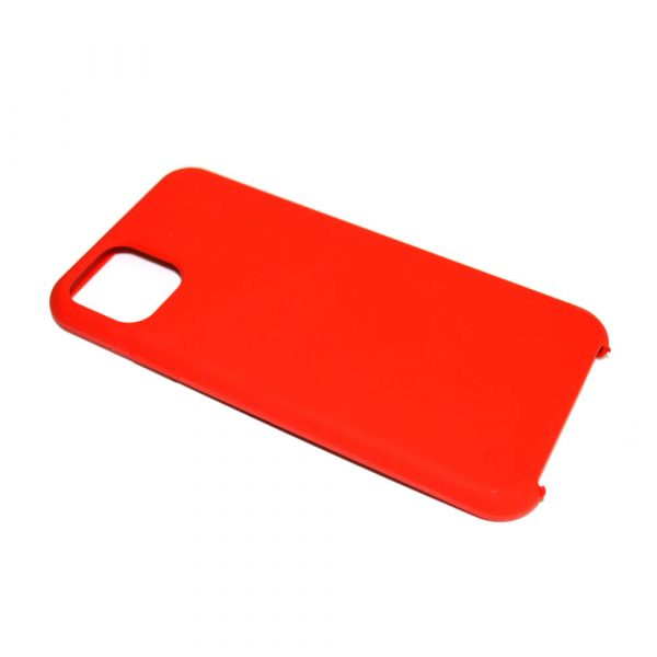 ISHOCK IPHONE 11 PRO MAX 6.5″ SILICONE CASE – RED