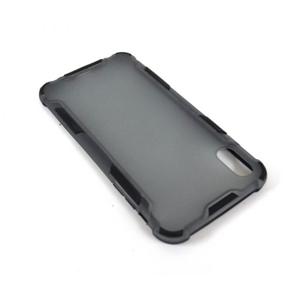 IPHONE XS MAX MILITARY BLACK CASE