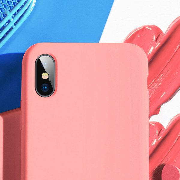 IPHONE 11 SILICONE CASE – PINK