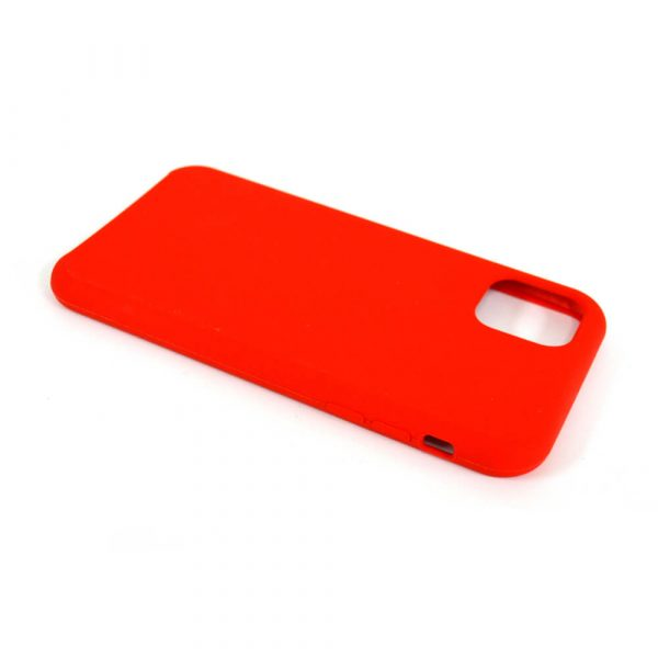 ISHOCK IPHONE 11 6.1″ SILICONE CASE – RED