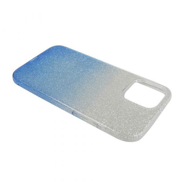IPHONE 12 PRO MAX FADED GLITTER – BLUE