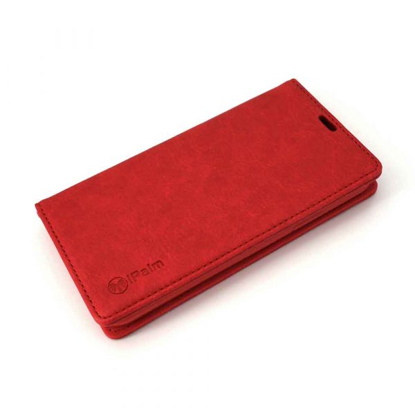 IPALM SAMSUNG GALAXY S10 PLUS PREMIUM BOOK CASE – RED