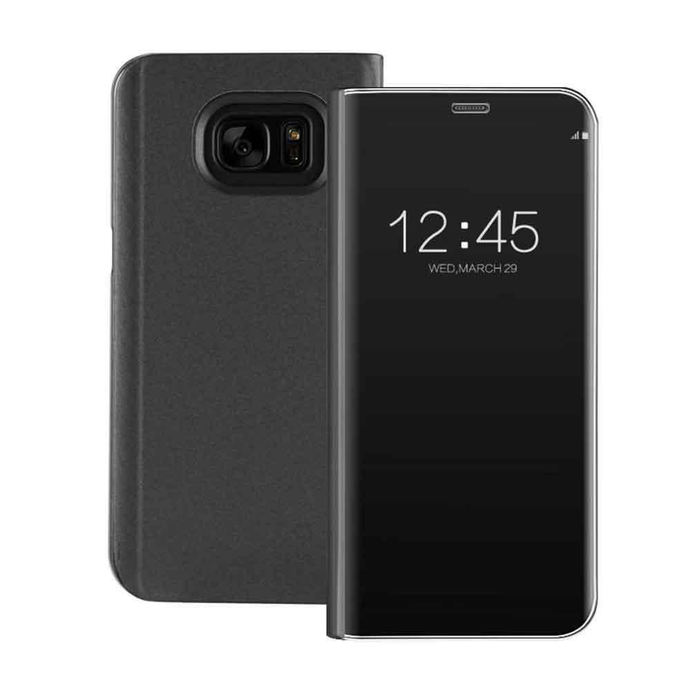 SAMSUNG GALAXY S7 MIRROR CASE – BLACK